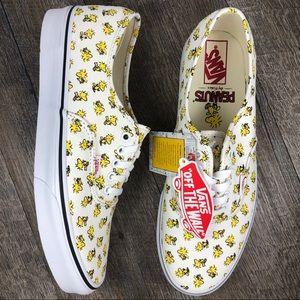 Vans x Peanuts Authentic men's shoes size 10